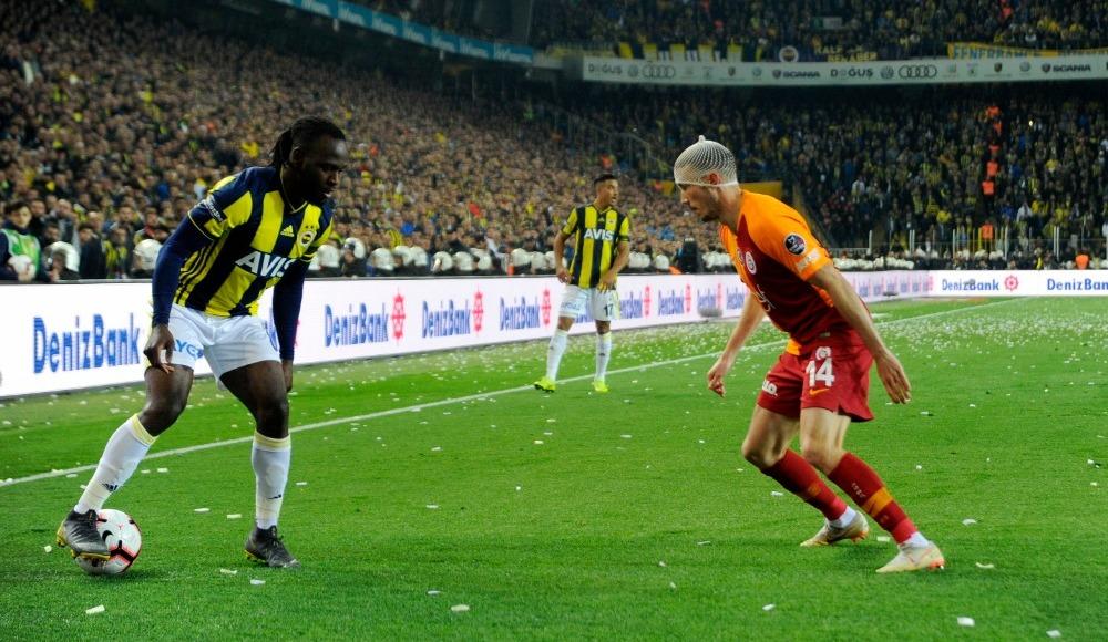 Fenerbahçe'de Moses şoku!