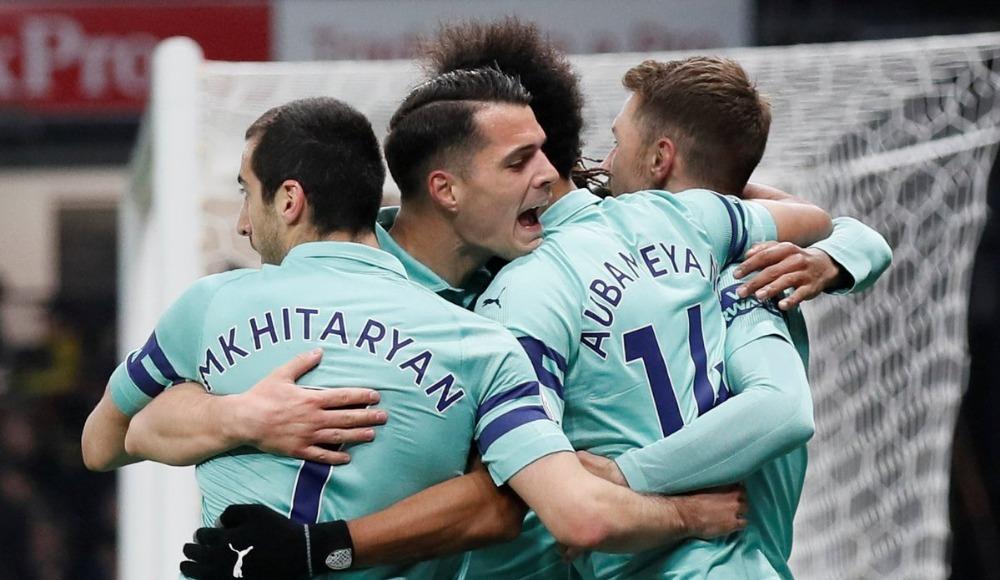 Özet - Arsenal deplasmanda Watford'ı devirdi