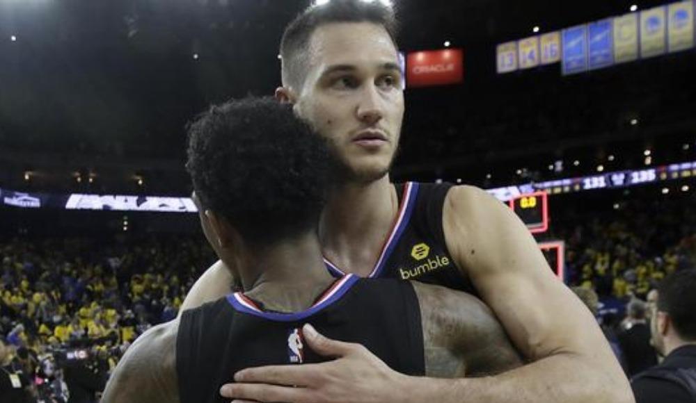 Clippers'tan tarihi geri dönüş
