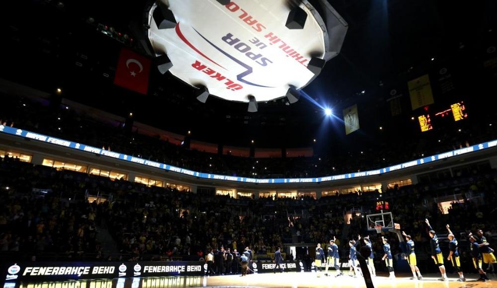 Fenerbahçe Beko - Zalgiris Kaunas (Canlı Skor)