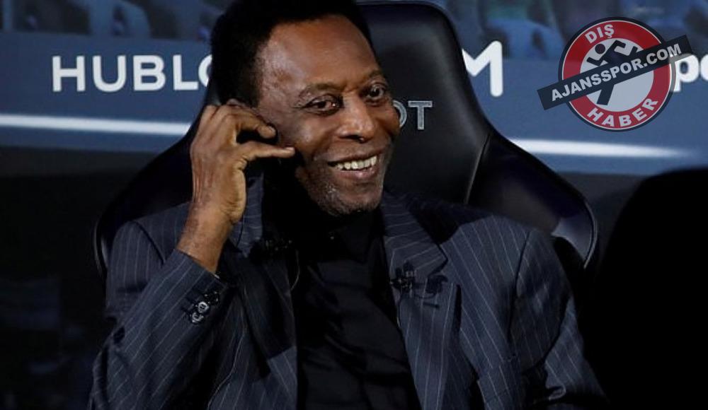"""Pele sağlık durumu hakkında konuştu: """"Sahalara geri döndüm"""""""