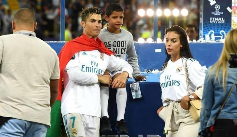 Cristiano Ronaldo'nun oğlu gol yağdırdı! İki maçta 12 gol!