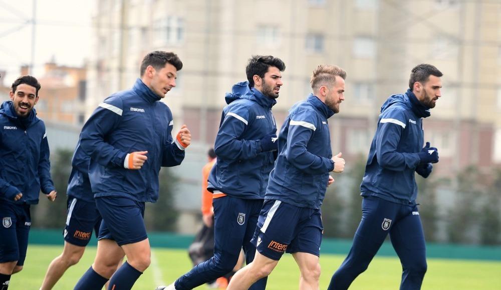 Medipol Başakşehir'de Çaykur Rizespor maçı hazırlıkları