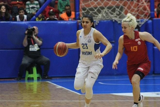 Galatasaray,  Hatay Büyükşehir Belediyespor'u deplasmanda yendi
