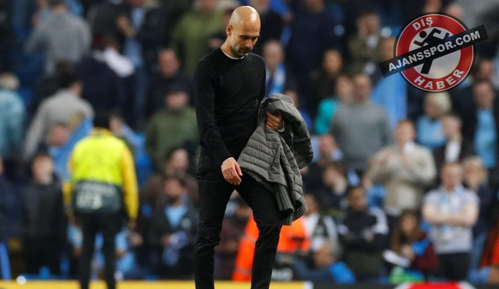 """Pep Guardiola: """"Çok acımasız oldu"""""""