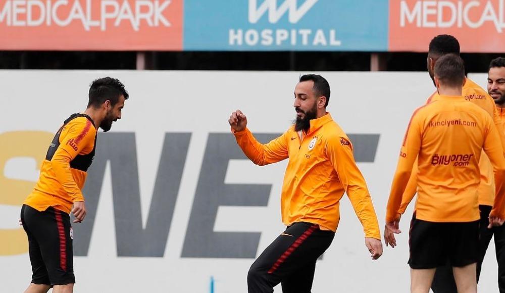Galatasaray'da sakat futbolcularda son durum!