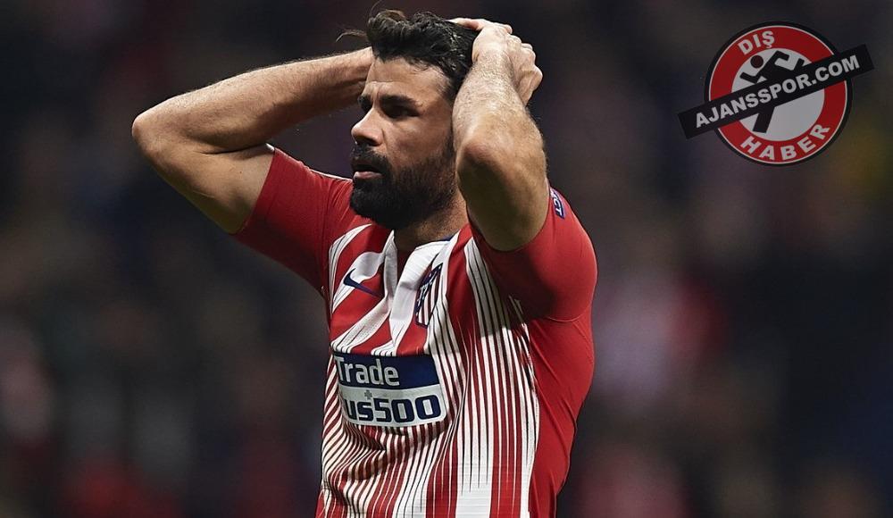 Diego Costa idmana çıkmayı reddediyor