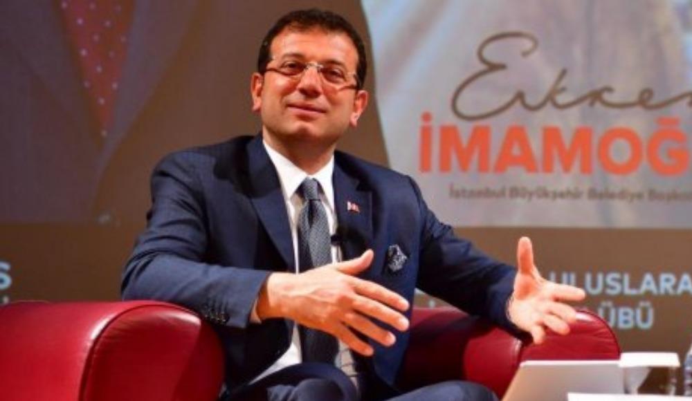 Ekrem İmamoğlu: ''Fenerbahçe gibi dünya markalarının yer aldığı şehri yöneteceğim''