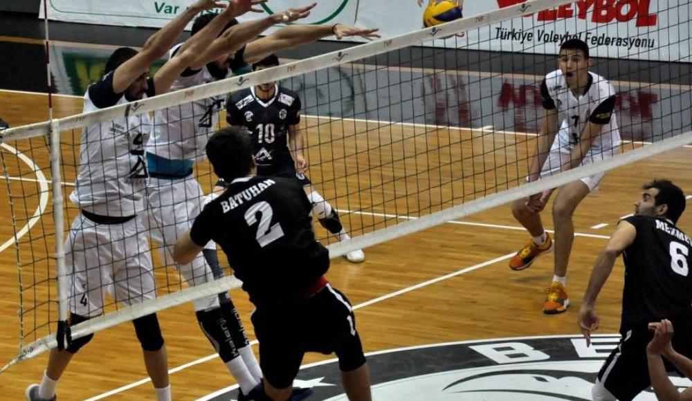 Bursa Büyükşehir Belediyespor, Beşiktaş'ı 3-1 mağlup etti