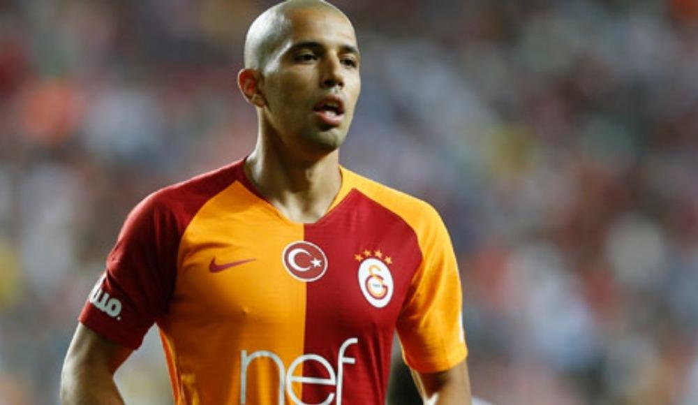 Galatasaray'da Feghouli bekleyişi! Oynayacak mı?