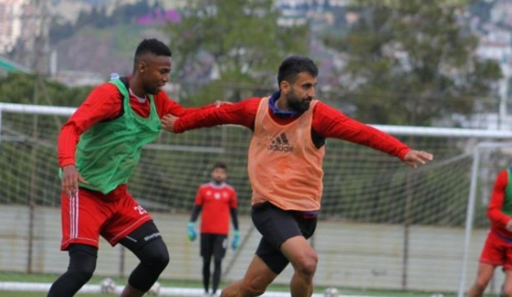 Hatayspor, zorlu Altay maçına hazır