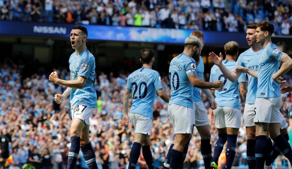 Özet - Zirve için kritik maçta Manchester City kazandı!