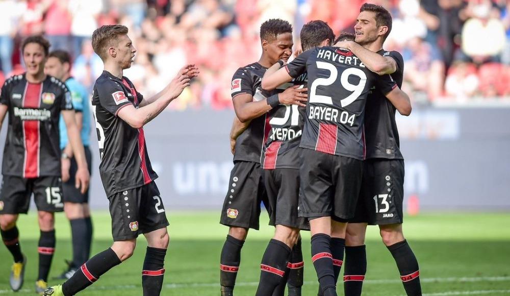 Özet - Bayer Leverkusen, sahadında Nürnberg'i 2-0 yendi