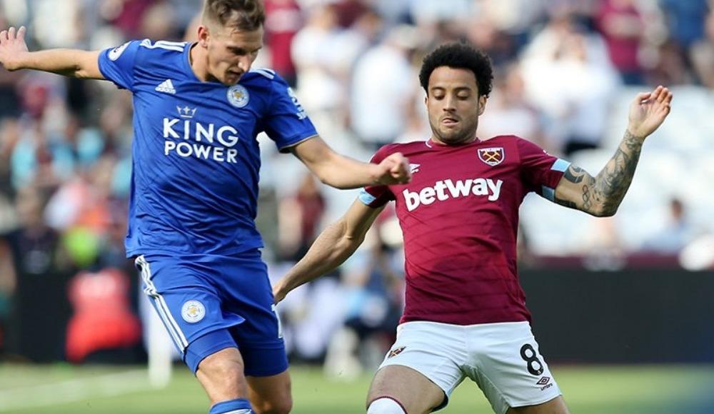 Özet - West Ham - Leicester City maçında kazanan çıkmadı!