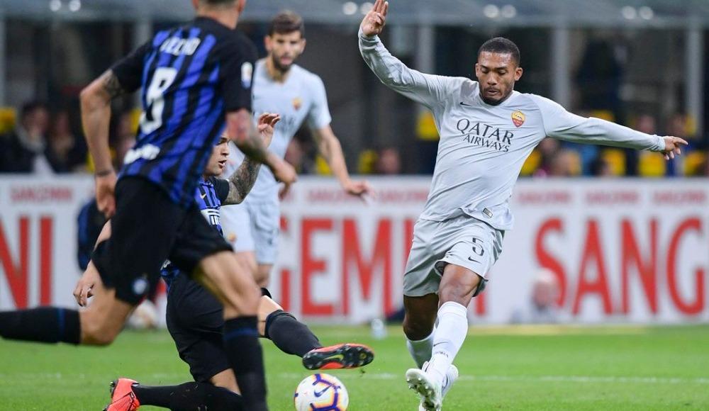Inter - Roma maçında kazanan çıkmadı! 1-1