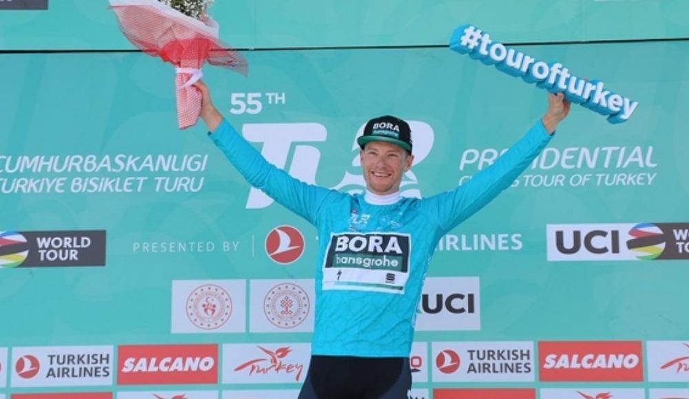 55. Cumhurbaşkanlığı Türkiye Bisiklet Turu'nda kazanan belli oldu!