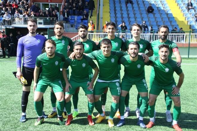 Şile Yıldızspor, sahasında Nevşehir Belediyespor'a 2-1 mağlup oldu
