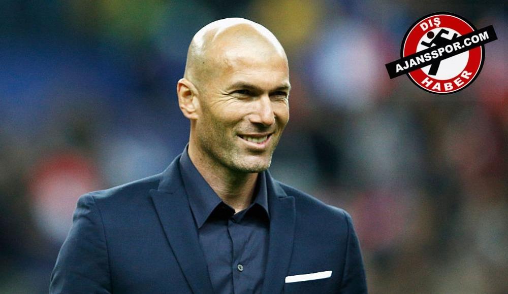 "Zidane: ""Benzema en iyi 9 numara"""