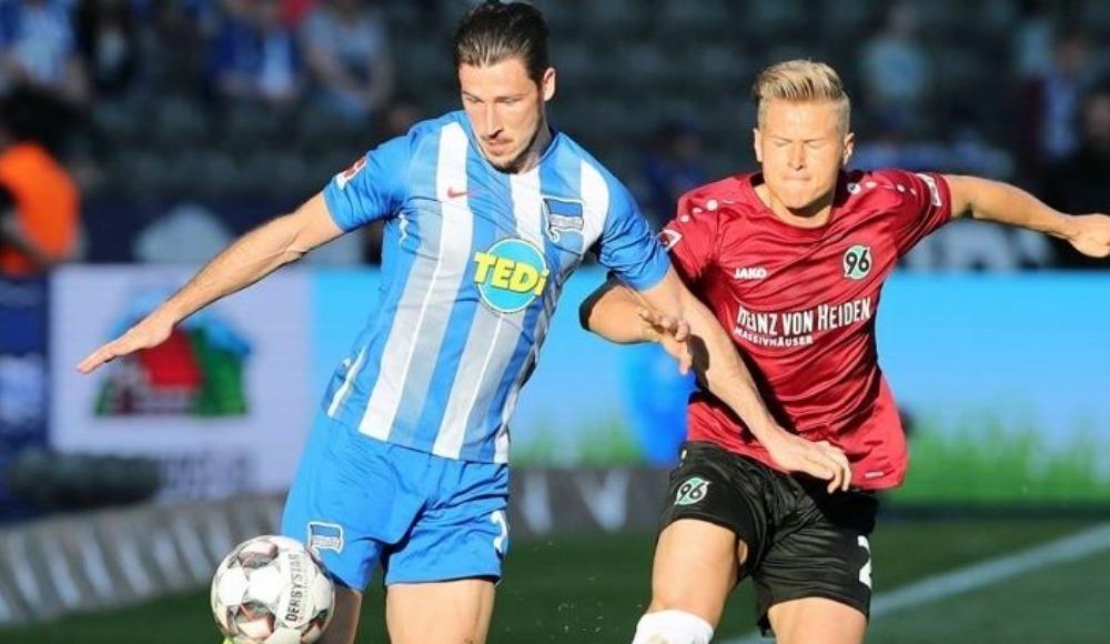 Özet - Hertha Berlin ile Hannover yenişemedi!