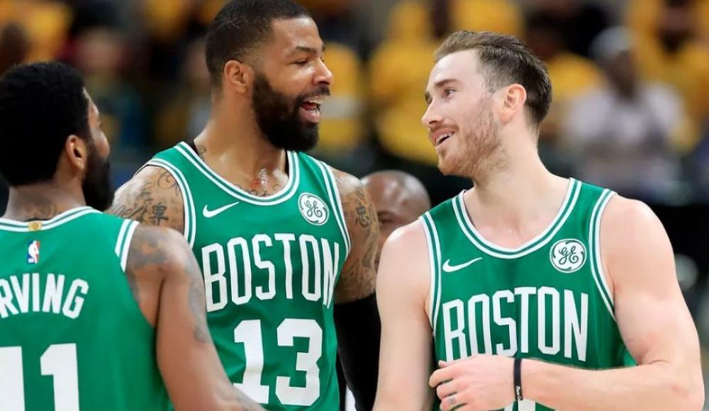 NBA'de tur atlayan ilk takım Boston Celtics!