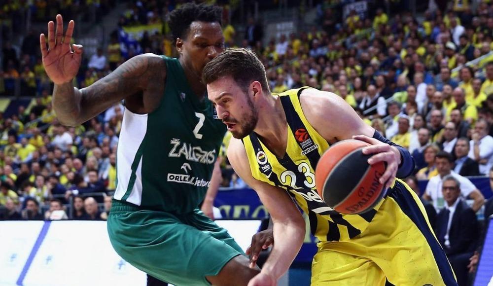 Fenerbahçe Beko, Zalgiris deplasmanında!