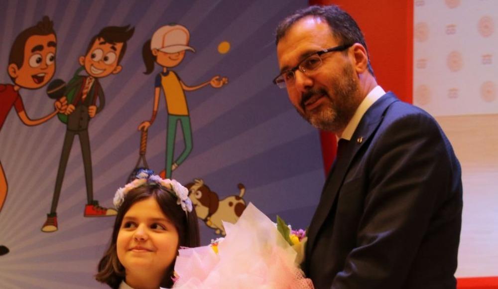 Türkiye'nin ilk spor temalı çizgi filmi 'Hızlı Ayaklar' tanıtıldı