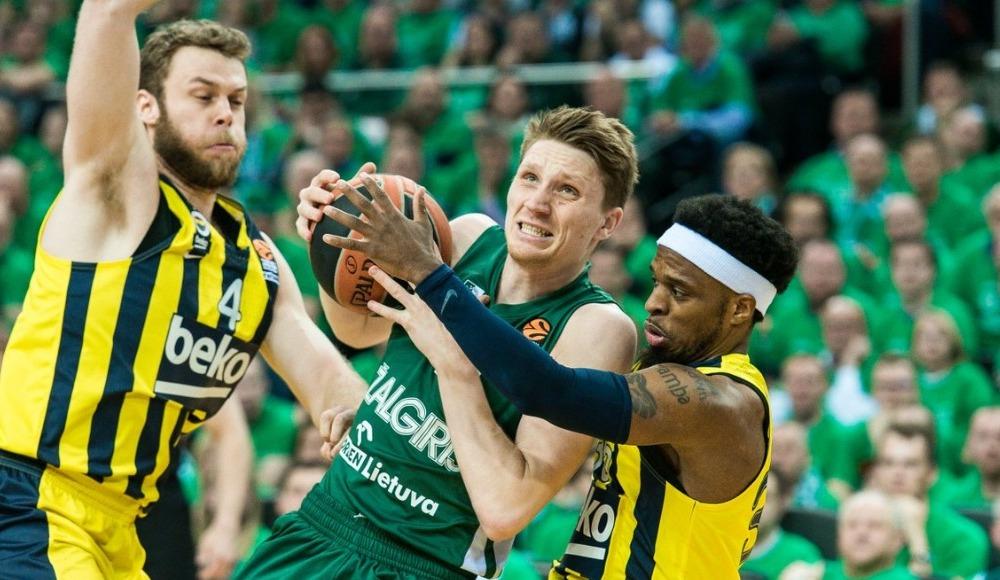 Fenerbahçe Beko deplasmanda kazandı, seride 2-1 öne geçti!