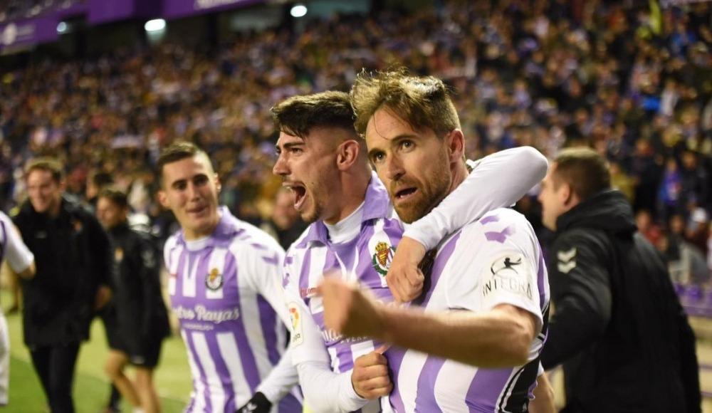 Enes Ünal, Valladolid'e hayat verdi! 1-0