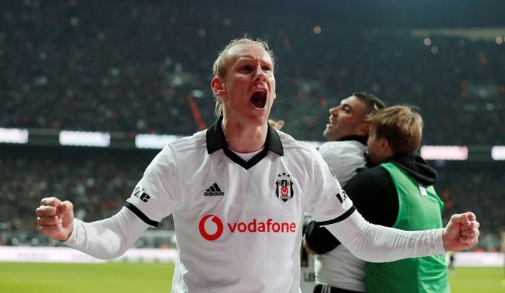 Beşiktaş'ta Vida kararını verdi!