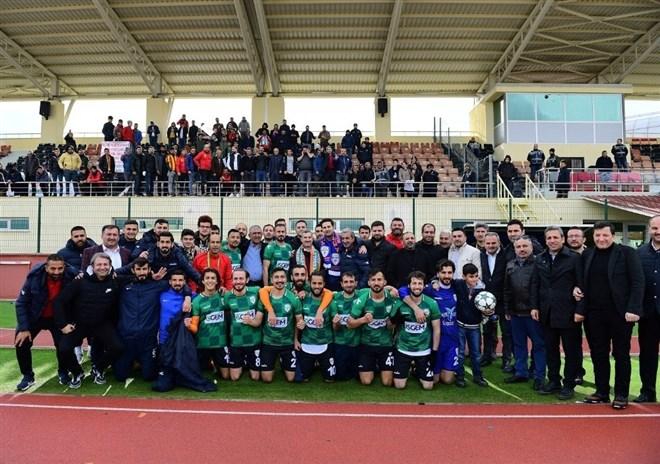 Yeşilyurt Belediyespor ikinci turda Ağrı 1970 Spor ile karşılaşacak