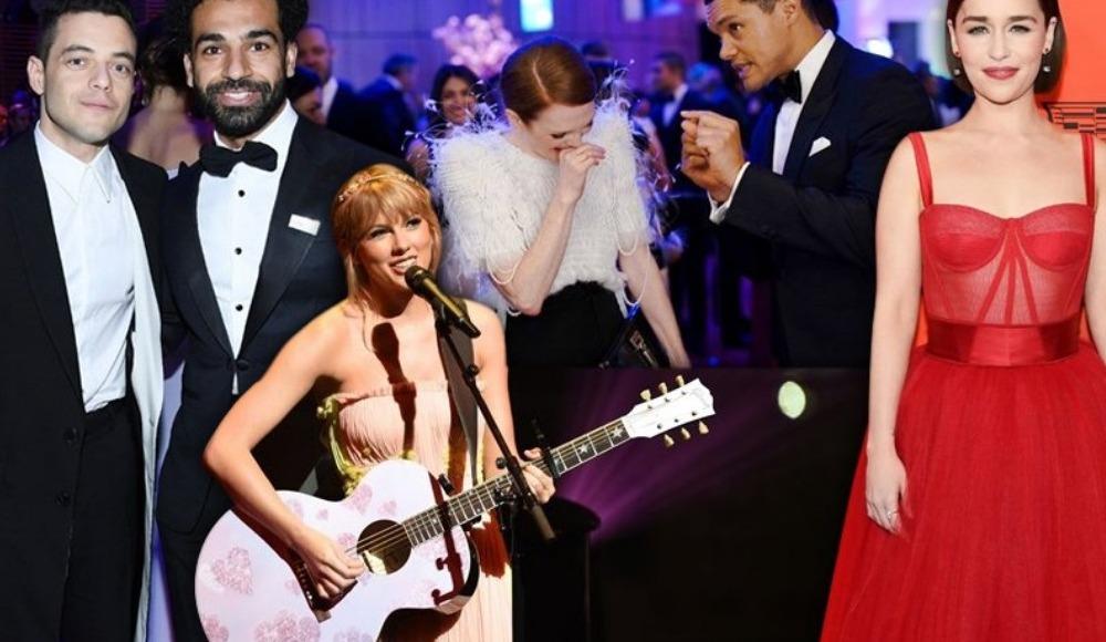 2019 Time 100 Galası'na damga vuran ünlüler! Salah...