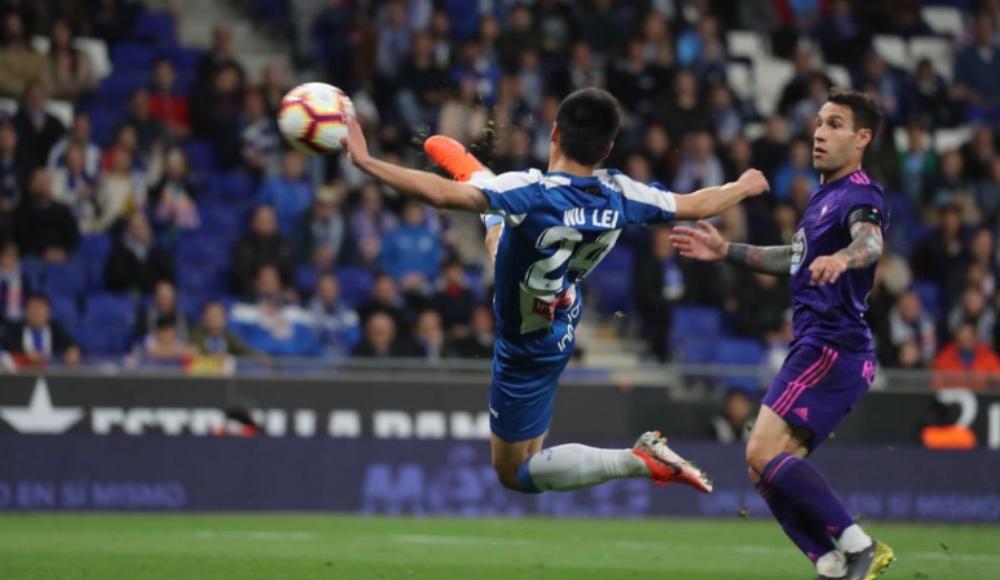 Espanyol'la Celta Vigo yenişemedi!