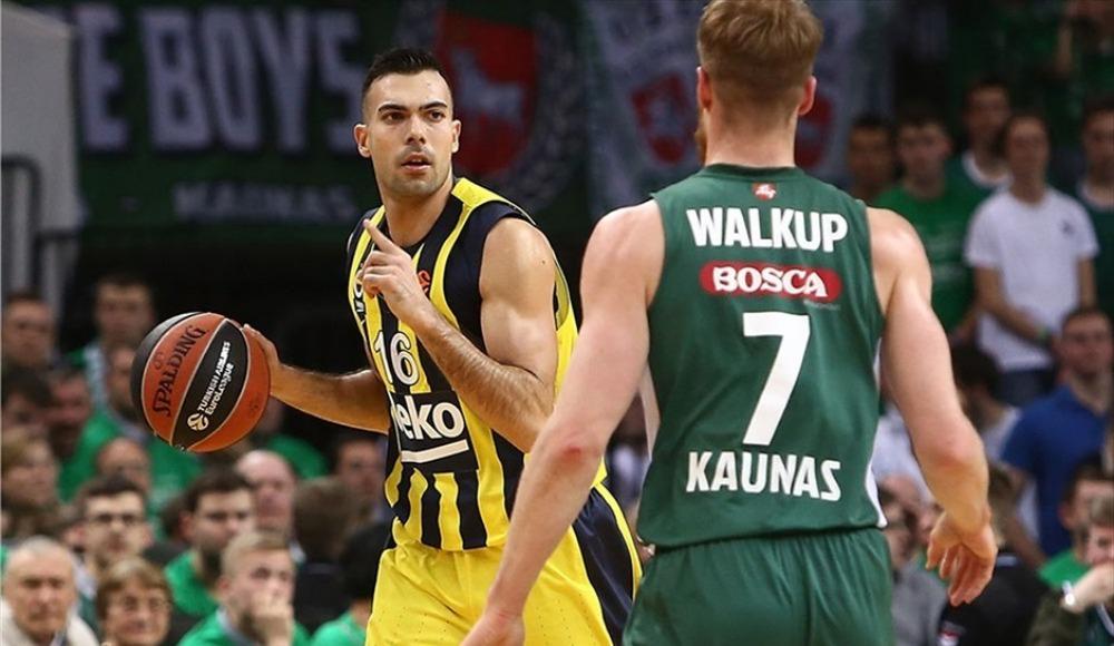 Zalgiris Kaunas - Fenerbahçe Beko (Canlı Skor)