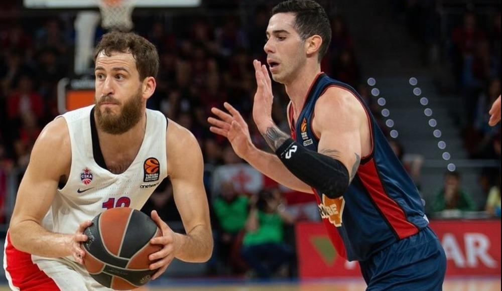 CSKA Moskova üst üste 8. kez Final Four'da