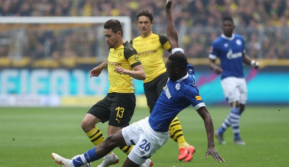 Özet - Borussia Dortmund'a sahasında büyük şok! Schalke...