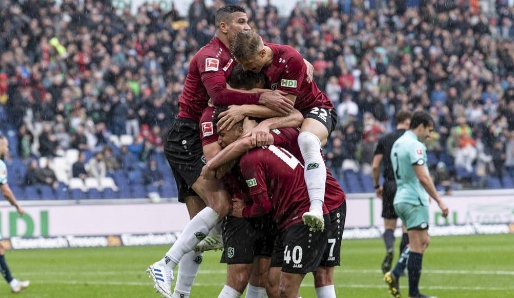 Özet - Hannover 96 galibiyeti tek golle aldı!