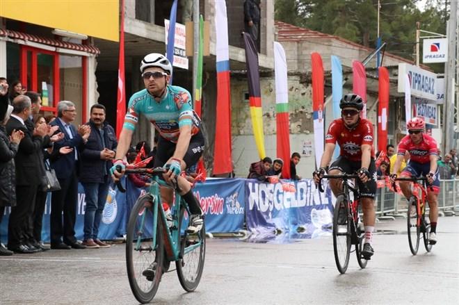 Tour Of Mersin'de 3. etap yarışları sona erdi