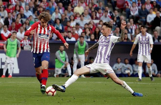 Atletico Madrid 3 puanı tek golle aldı