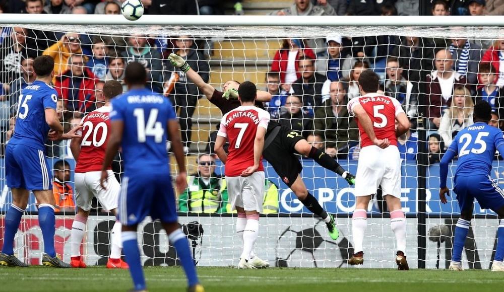 Özet - Arsenal serbest düşüşte! Bir darbe de Leicester City'den...