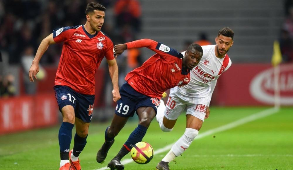 Zeki Çelik'in gol attığı maçta Lille farklı kazandı
