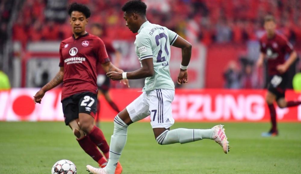 Özet - Bayern Münih, Nürnberg deplasmanından 1 puanla döndü