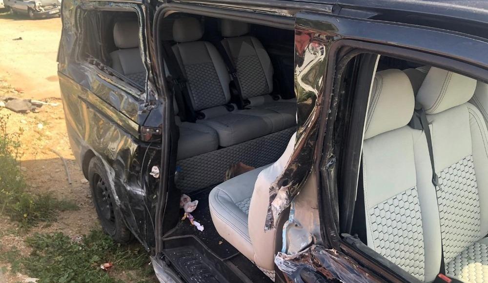 Sural'ın yaşamını yitirdiği araç görüntülendi