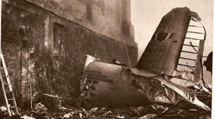 Torino'yu uçak kazası vurdu