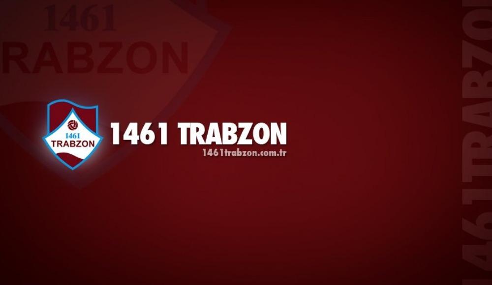 1461 Trabzon'dan hakem açıklaması