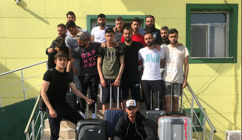Şanlıurfaspor'da futbolcular antrenmana çıkmama kararı aldı!