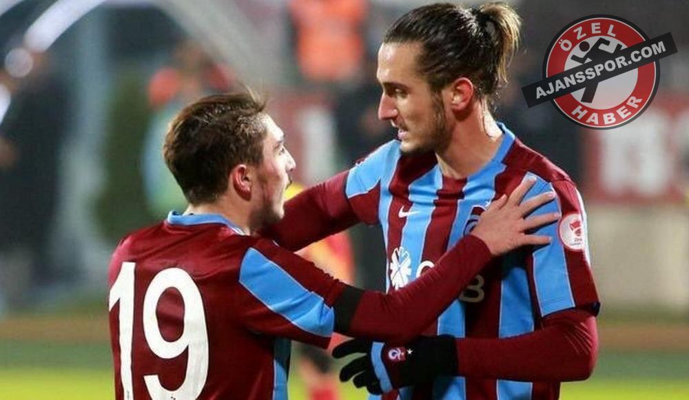 Trabzonspor'da 2 yıldız ayrılıyor!