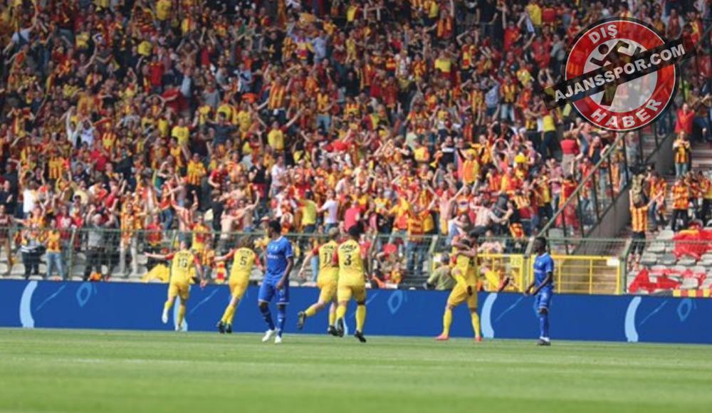 Belçika Kupası'nda şampiyon Mechelen