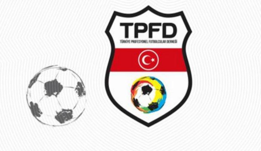 Profesyonel Futbolcular Derneği'nden BAL'daki futbolculara destek