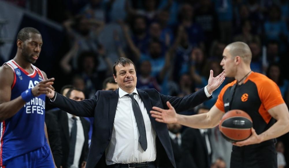 """Ergin Ataman: """"Oyuncularımla gurur duyuyorum"""""""