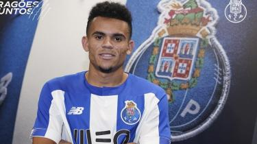 Porto, Luis Diaz'ı transfer etti